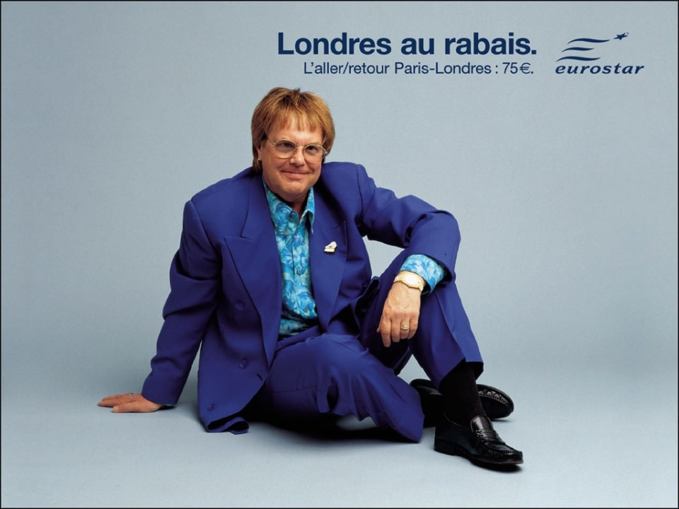 Eurostar LondresAuRabais - Virgile Lassalle