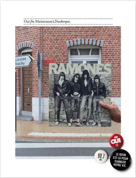 Oui_FM_Ramones