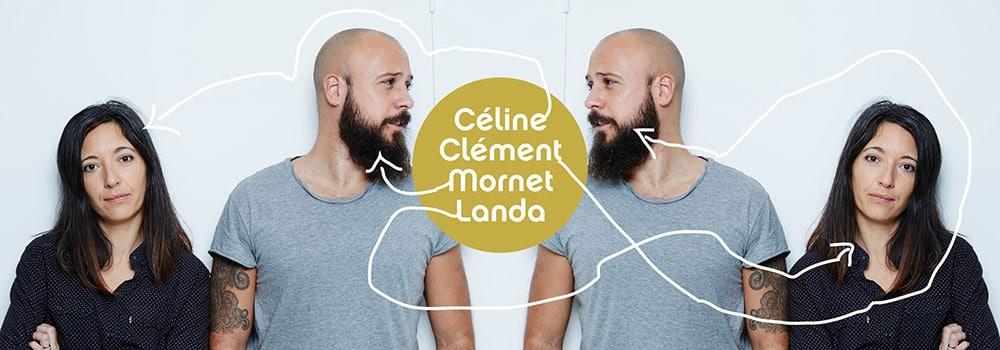 mornet landa - Céline et Clément  Mornet-Landa