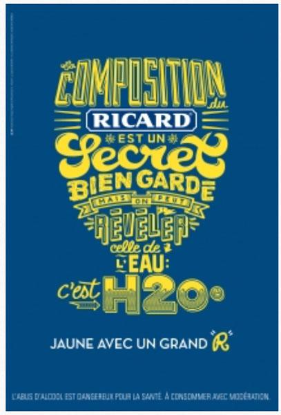 Ricard 1 - Dossier : Le meilleur de la Rédaction Publicitaire