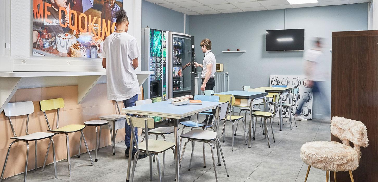 cafeteria - C'est qui les free-lance ?
