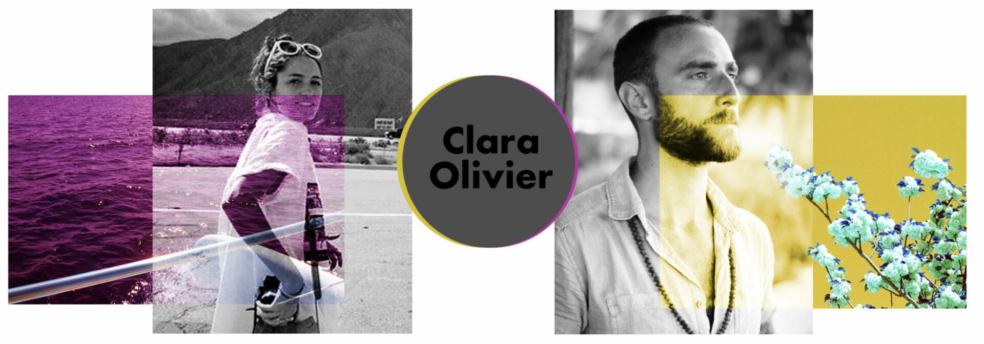 clara olivier - Clara Noguier & Olivier Le Lostec