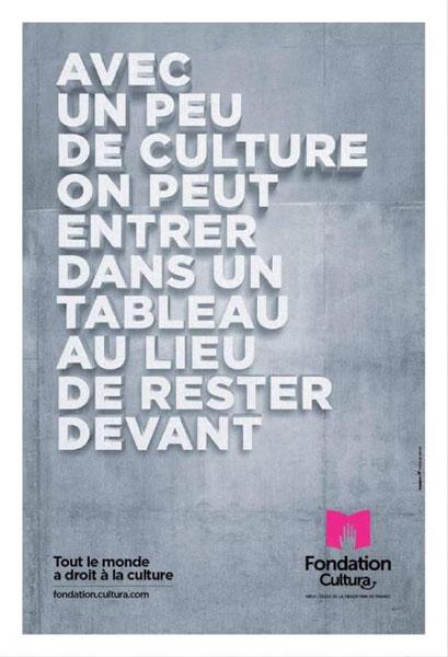 cultura 1 - Dossier : Le meilleur de la Rédaction Publicitaire