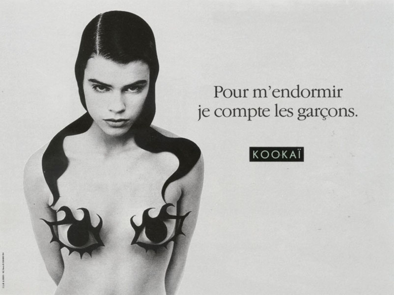 kookai 1 - Dossier : Le meilleur de la Rédaction Publicitaire