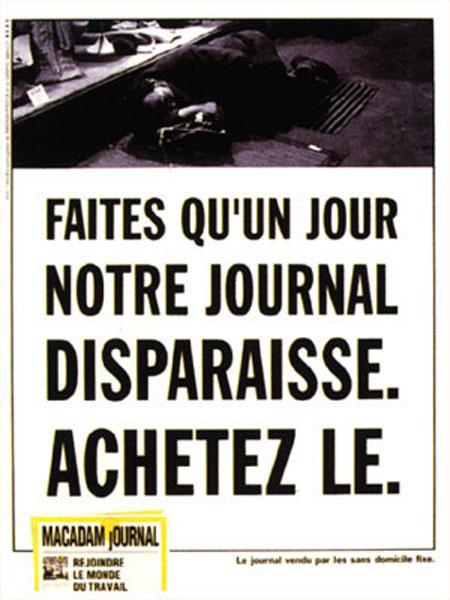 macadam journal 1 - Dossier : Le meilleur de la Rédaction Publicitaire