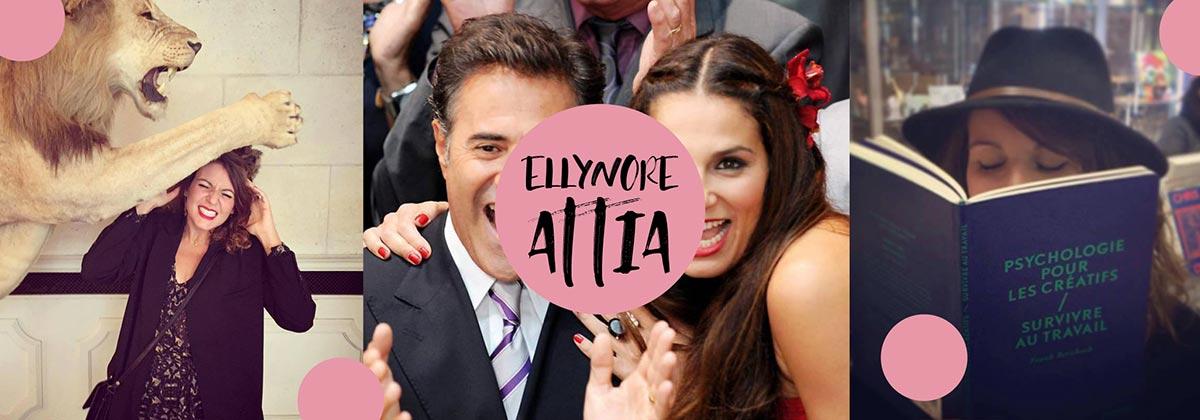 elly - Ellynore Attia