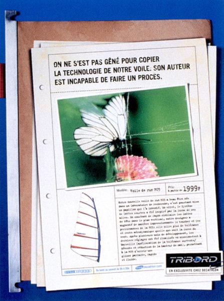 DECATHLON SPPapillon 775 447x600 - Dossier : Le meilleur de la Rédaction Publicitaire