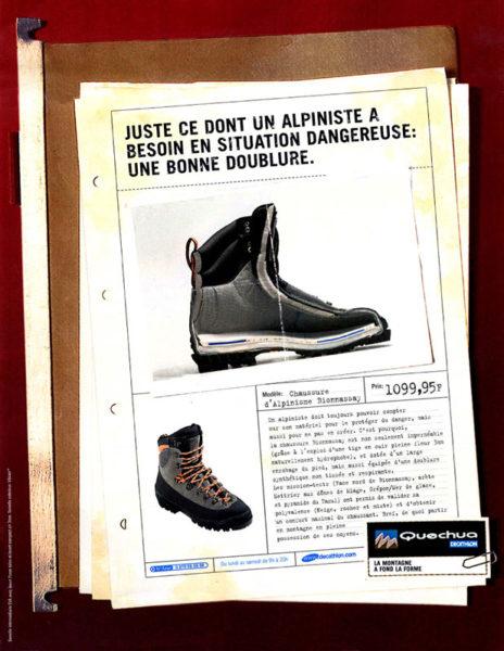 DECATHLON SPdoublure 1340 c 464x600 - Dossier : Le meilleur de la Rédaction Publicitaire