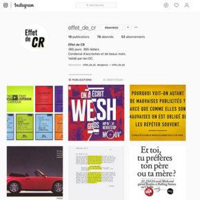 insta 290x290 - Dossier : Le meilleur de la Rédaction Publicitaire