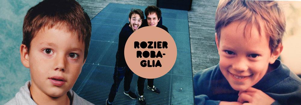 rozier roba - Théophile Robaglia & Joseph Rozier