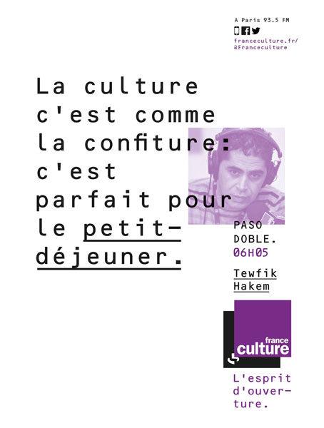 france culture 1 454x600 - Dossier : Le meilleur de la Rédaction Publicitaire