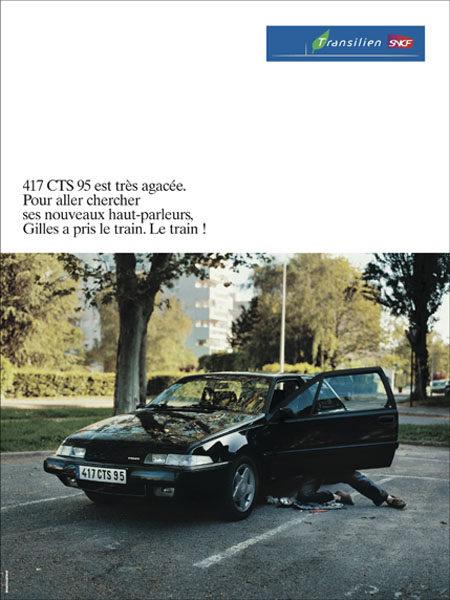 transilien 5 450x600 - Dossier : Le meilleur de la Rédaction Publicitaire