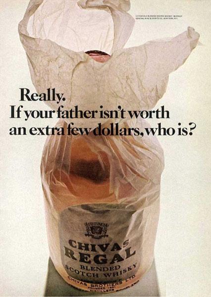 chivas 11 - Dossier : Le meilleur de la Rédaction Publicitaire