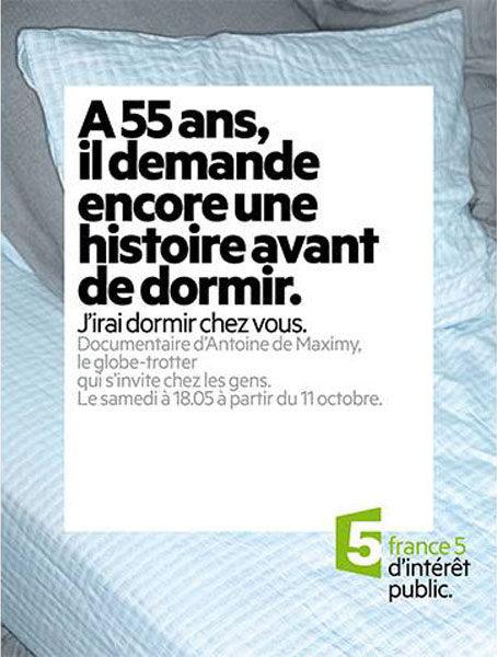 france 5 2 454x600 - Dossier : Le meilleur de la Rédaction Publicitaire