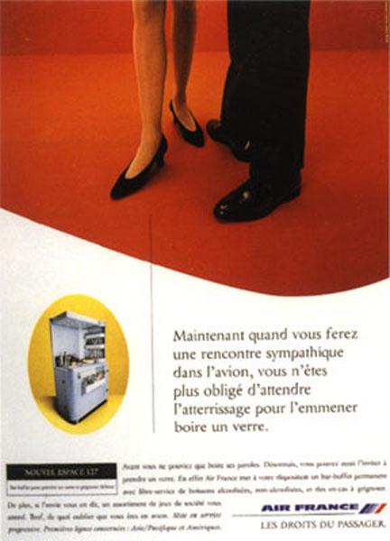 air france 5 - Dossier : Le meilleur de la Rédaction Publicitaire