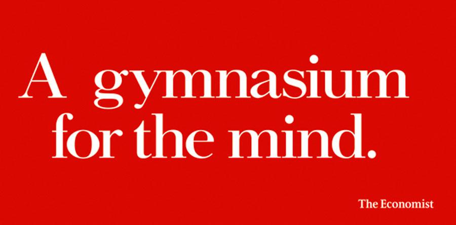 the economist 19 - Dossier : Le meilleur de la Rédaction Publicitaire