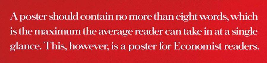 the economist 3 - Dossier : Le meilleur de la Rédaction Publicitaire