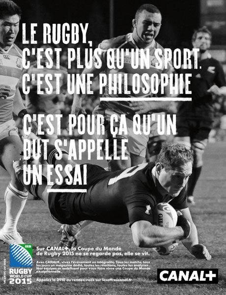 rugby 2 460x600 - Dossier : Le meilleur de la Rédaction Publicitaire