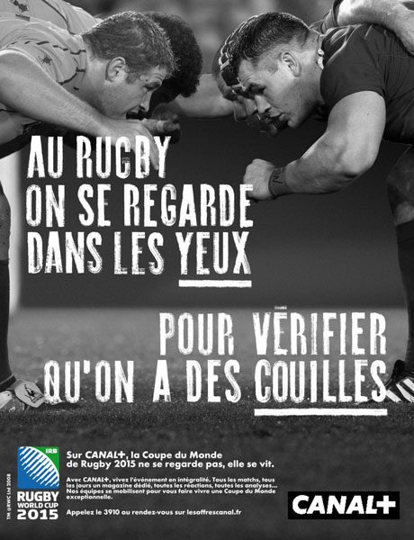 rugby 3 460x600 - Dossier : Le meilleur de la Rédaction Publicitaire