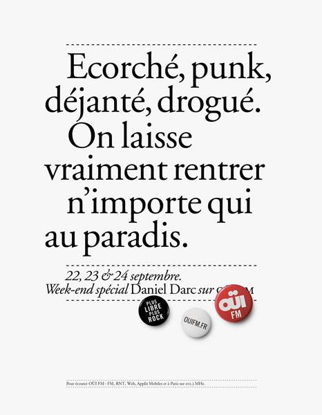 OuiFM 10 - Dossier : Le meilleur de la Rédaction Publicitaire