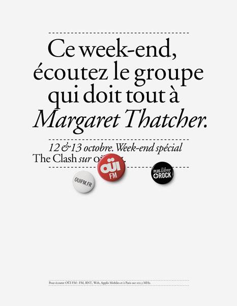 OuiFM 6 - Dossier : Le meilleur de la Rédaction Publicitaire
