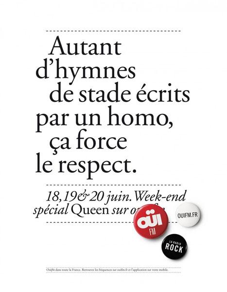 OuiFM 8 - Dossier : Le meilleur de la Rédaction Publicitaire