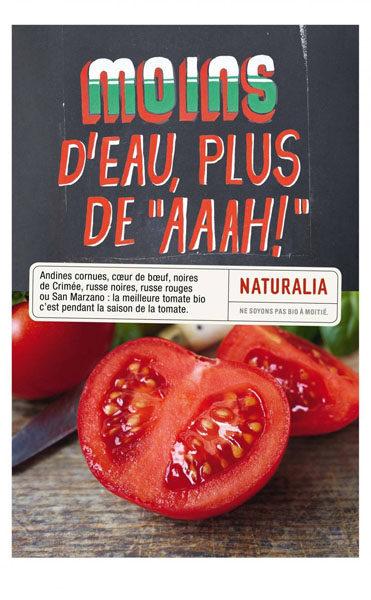 naturalia 1 371x600 - Dossier : Le meilleur de la Rédaction Publicitaire