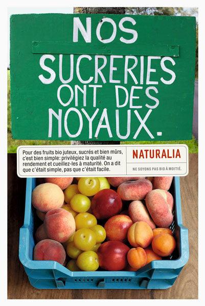 naturalia 7 401x600 - Dossier : Le meilleur de la Rédaction Publicitaire