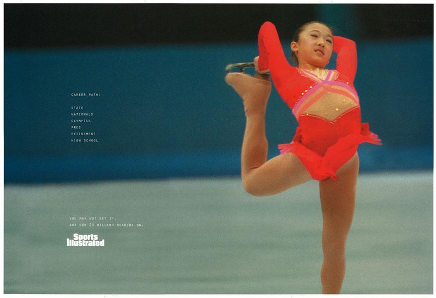 sports illustrated 1 - Dossier : Le meilleur de la Rédaction Publicitaire