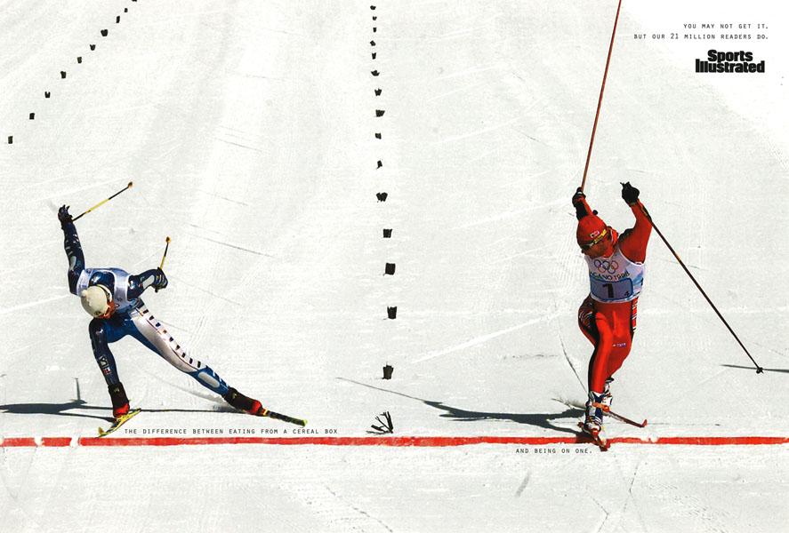 sports illustrated 10 - Dossier : Le meilleur de la Rédaction Publicitaire