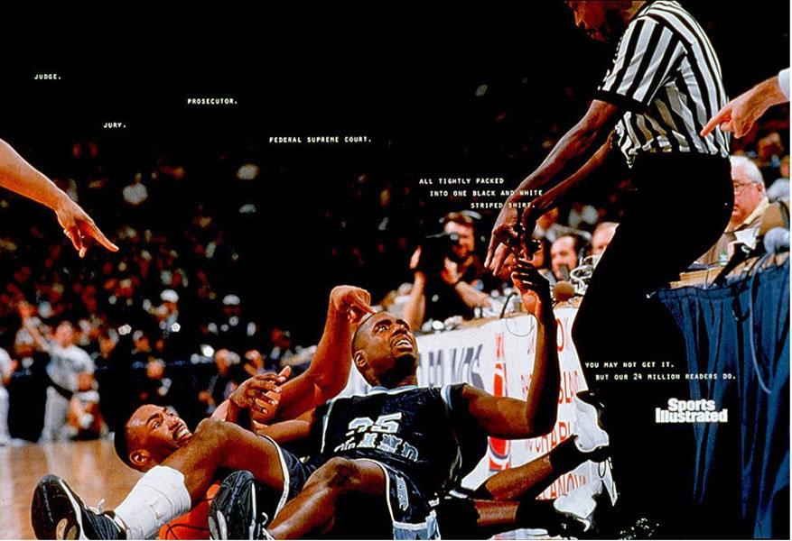sports illustrated 11 - Dossier : Le meilleur de la Rédaction Publicitaire