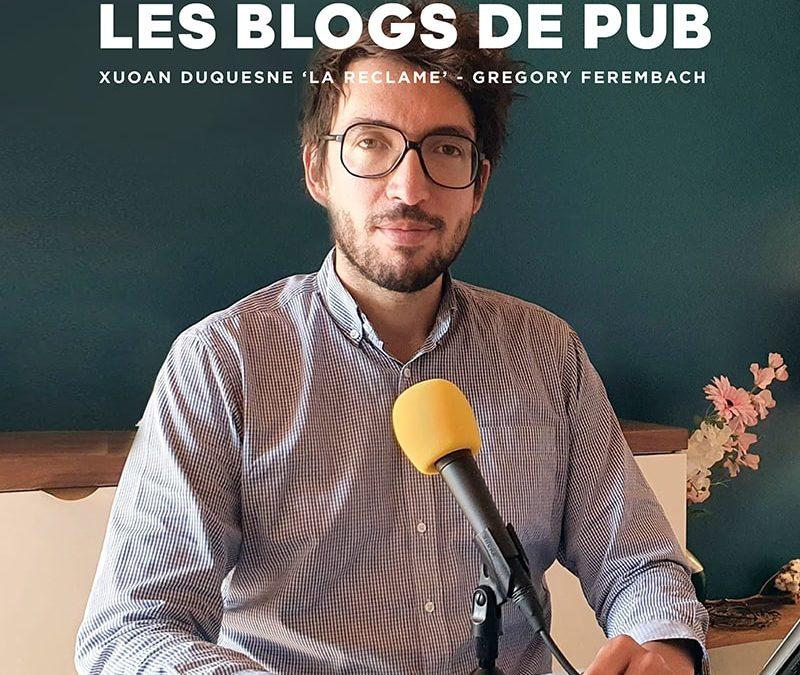 #11 Ceux qui font des sites de pub – Xuoan Duquesne – La Réclame