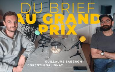 podcast #12 / 'Du brief au Grand Prix' : Publicis, Appy